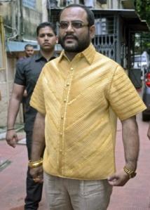 Pankaj Parakh diz ter gasto R$ 490 mil em ouro para sua camisa ''de aniversário''